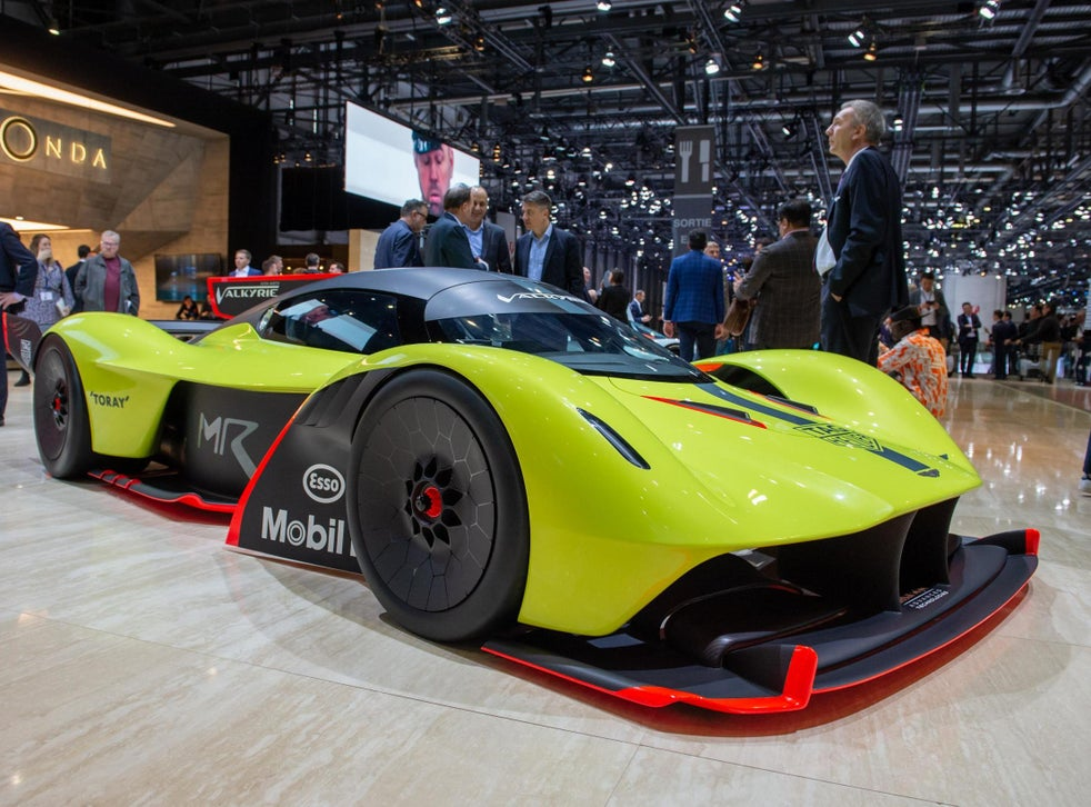 Le Mans 24 Hours Aston Martin Commits Valkyrie To New Hypercar Prototype Class That Will Replace Lmp1 In 2021 The Independent The Independent