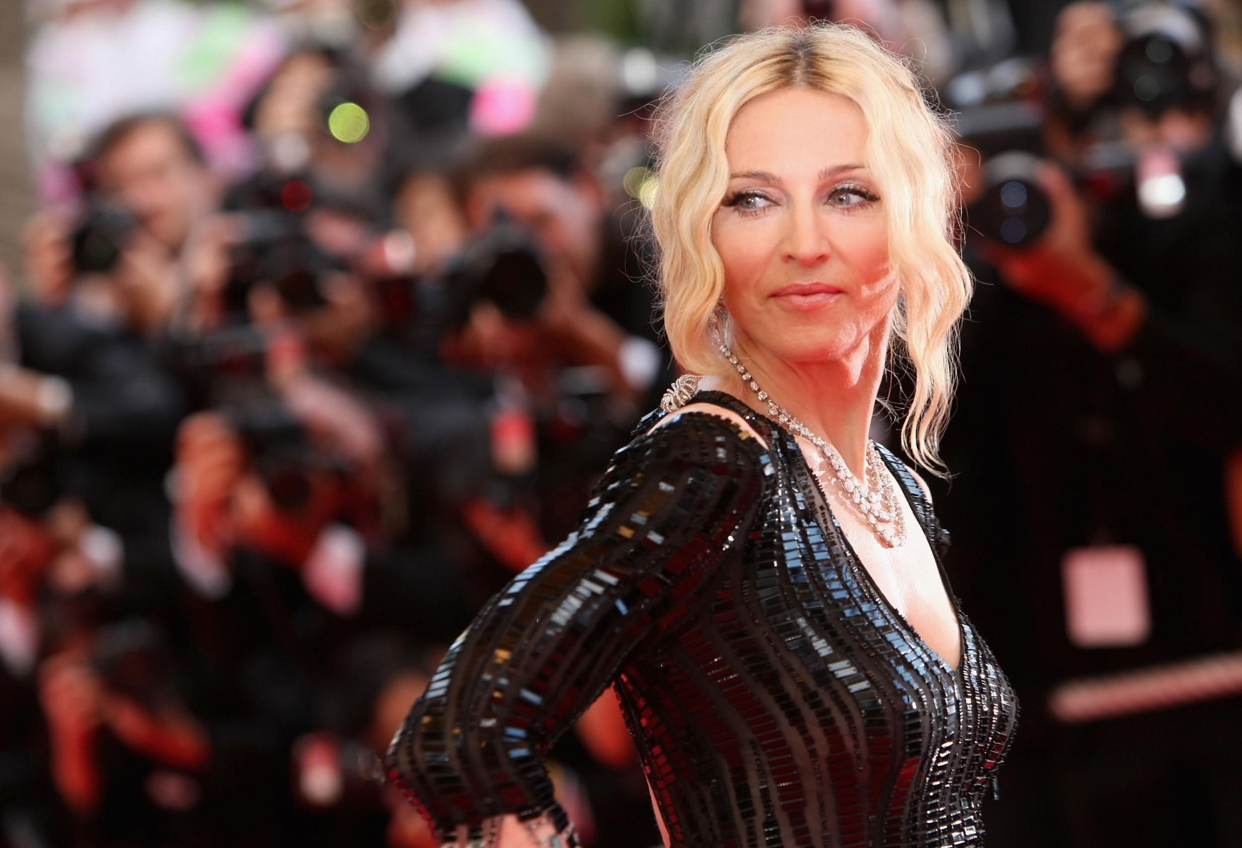 Madonna says Harvey Weinstein was 'untouchable' before sexual assault allegations