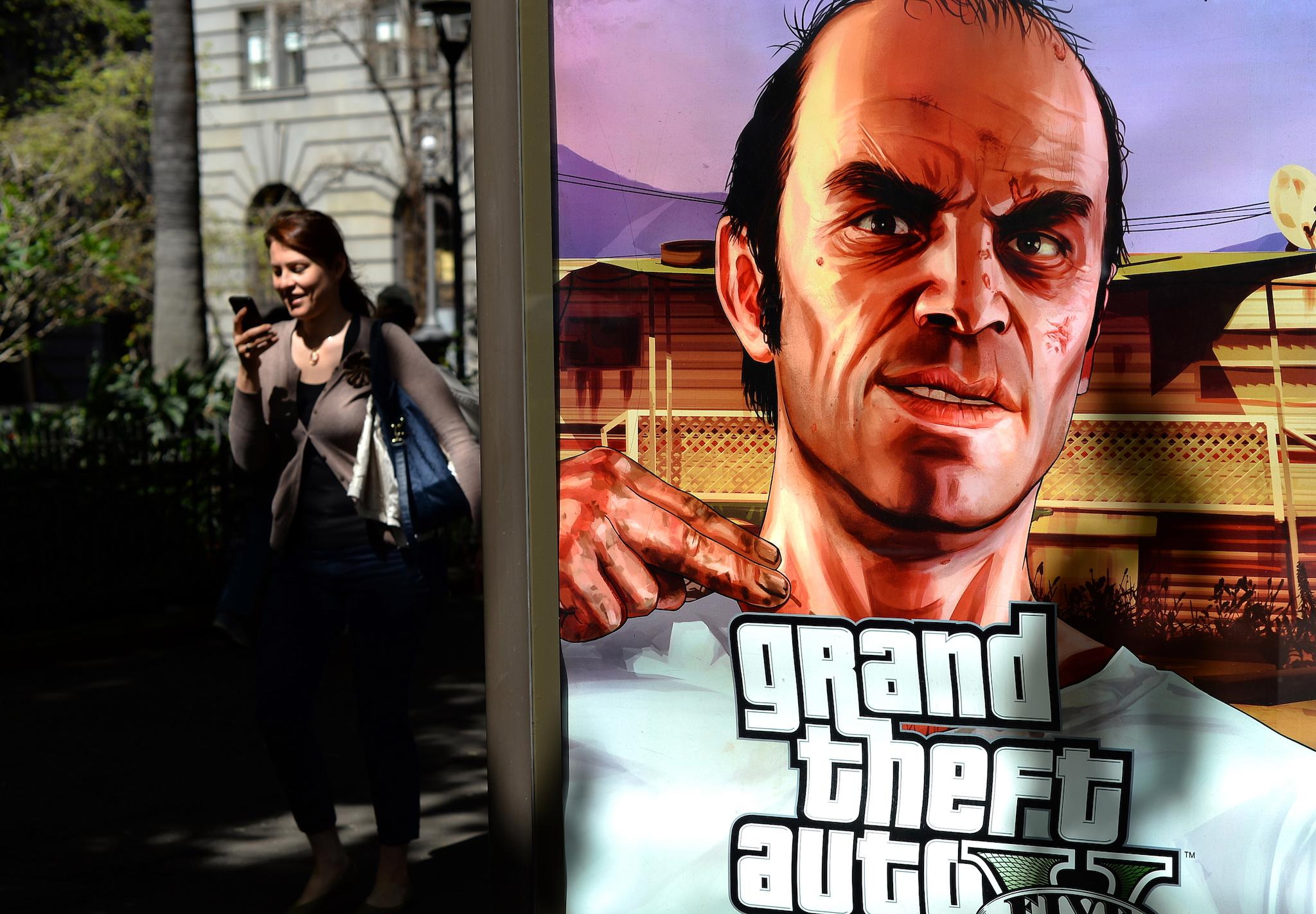 Grand Theft Auto 5 dating Kate