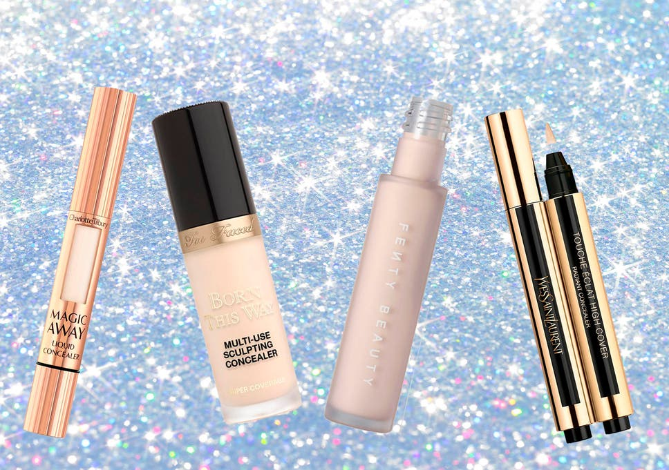 Best under-eye concealers for pale skin for a fresh faced look