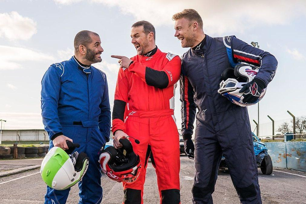 On the track with the new Top Gear presenters: 'Nobody's asking whether a man should host The X Factor'