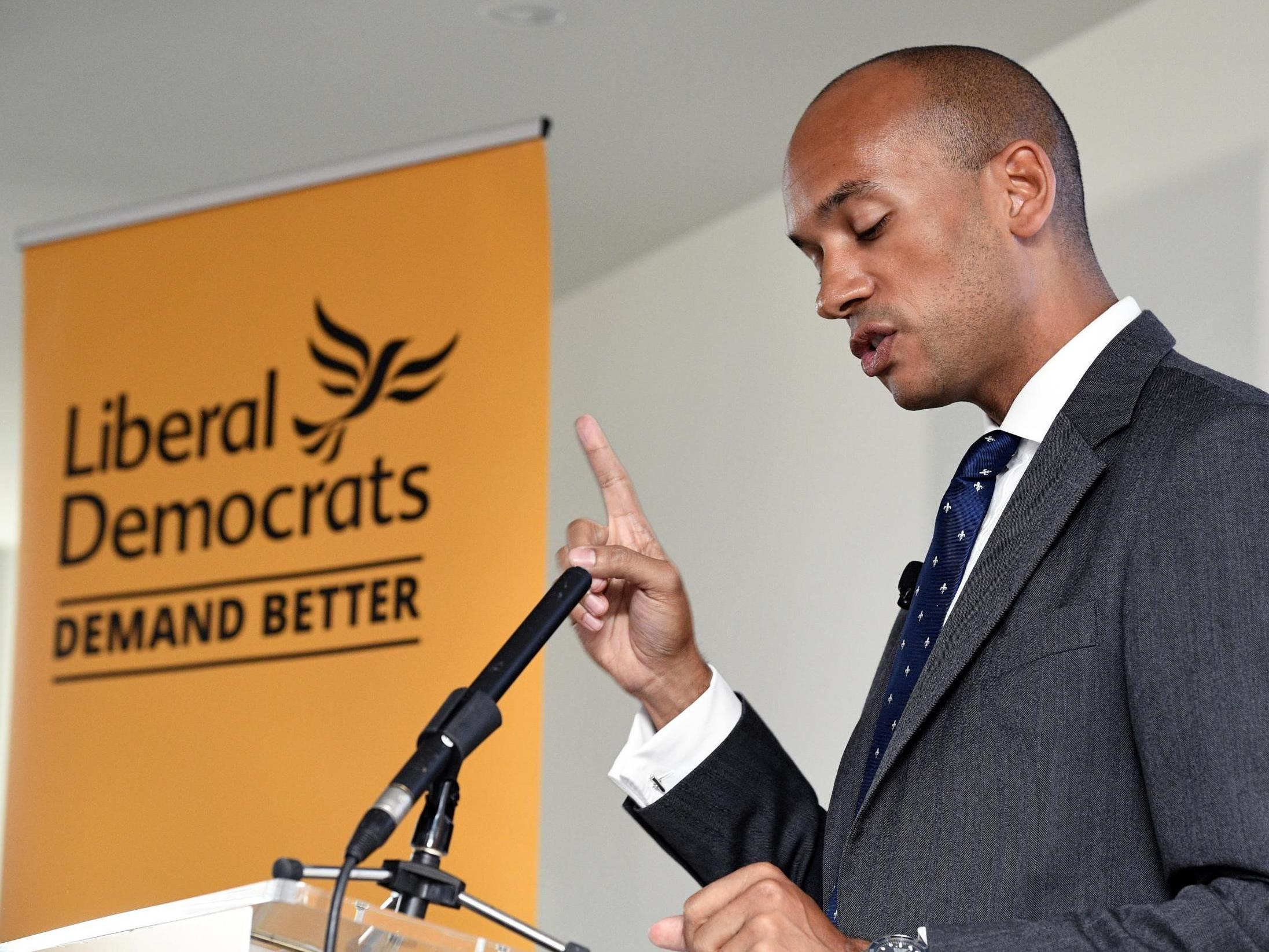 Image result for chuka umunna lib dem