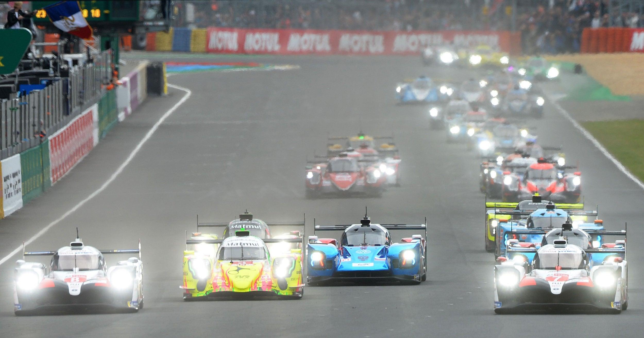 Le Mans 2019 Live Stream
