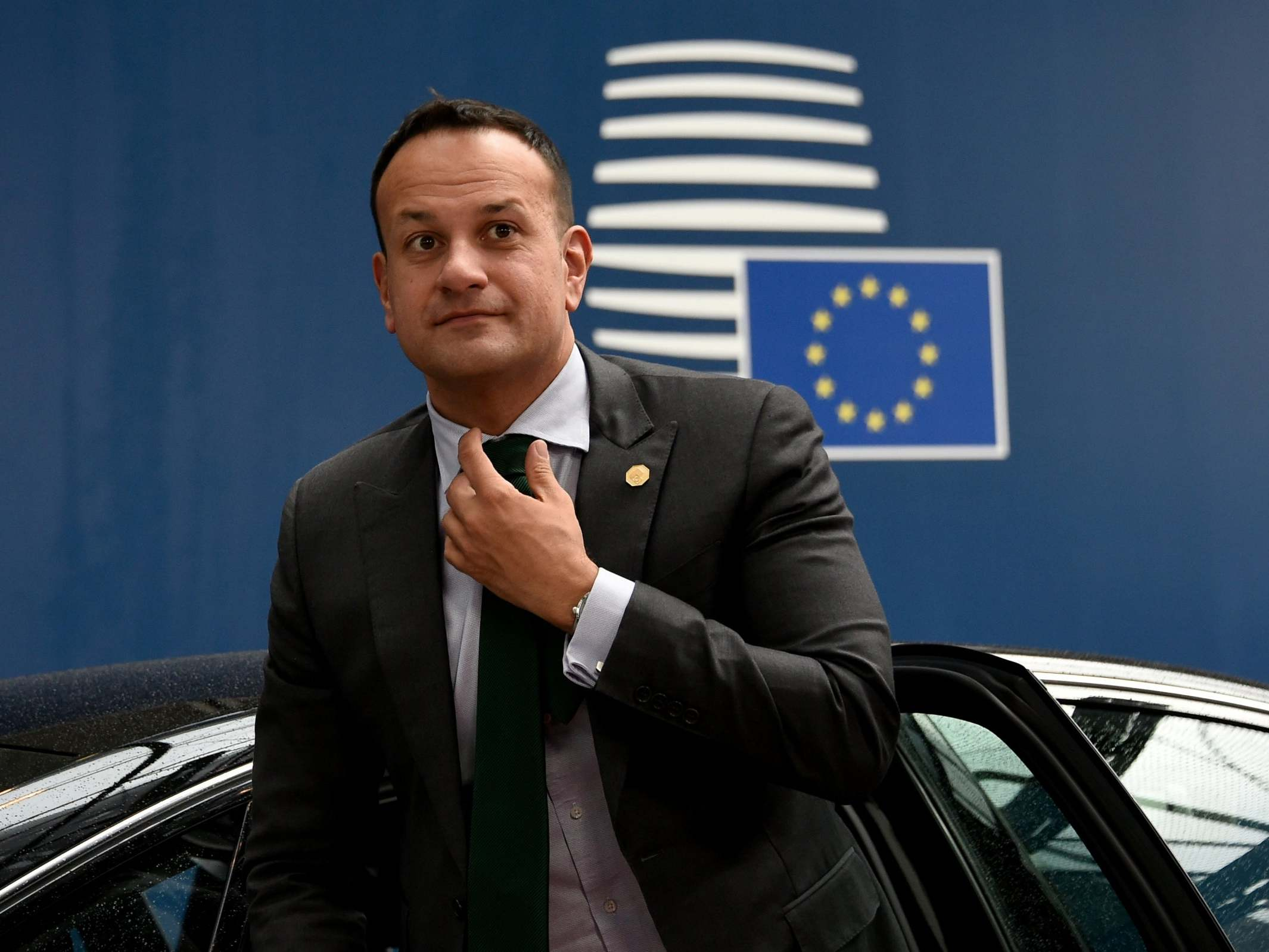 Brexit: Scrapping Irish border backstop effectively the same as no deal, says Leo Varadkar