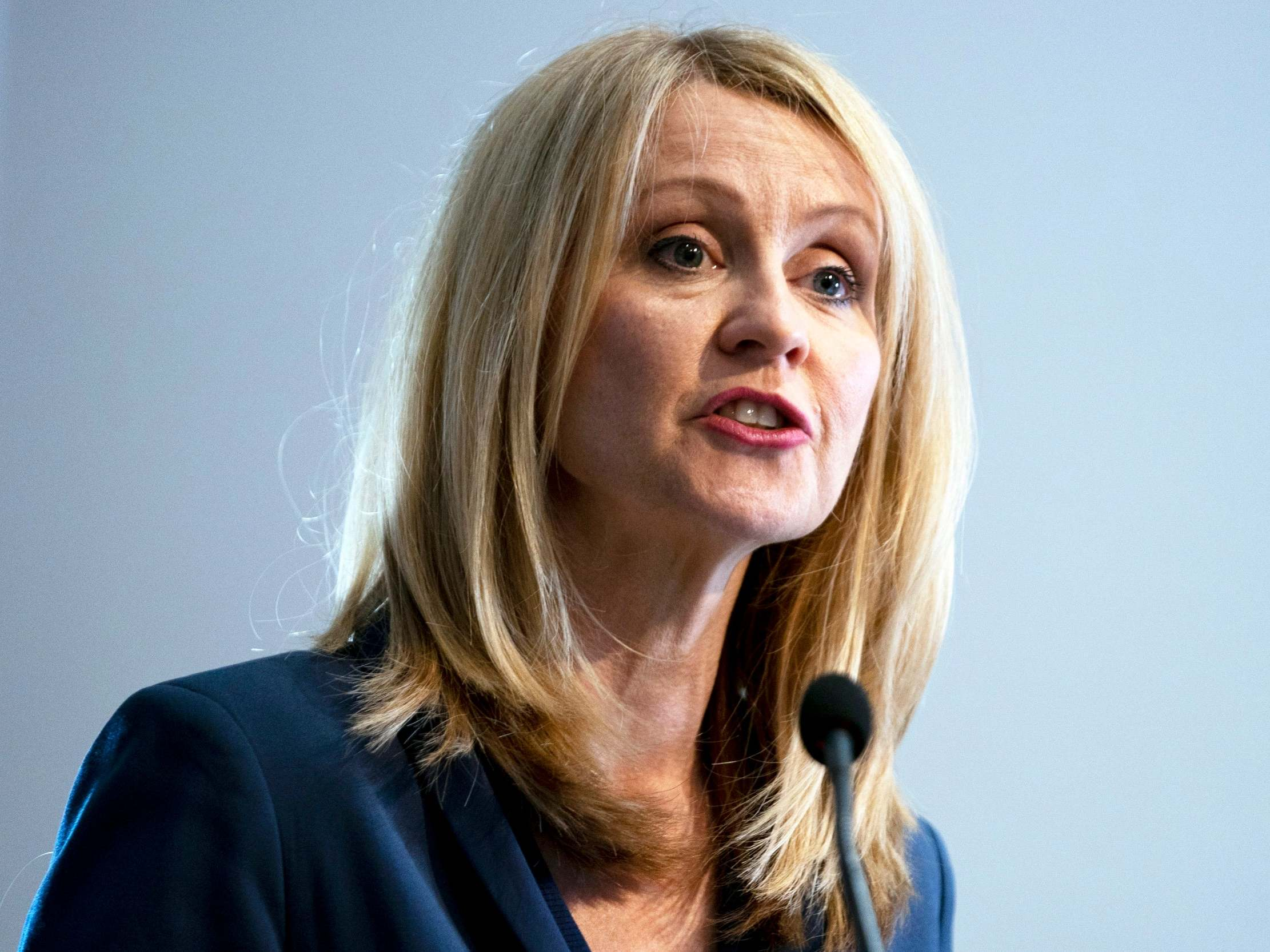 Esther McVey announces support for Boris Johnson in Tory leadership race