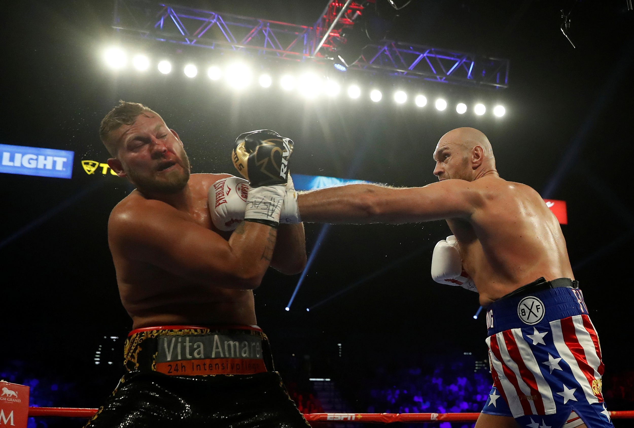 Tyson Fury vs Tom Schwarz result: Lineal heavyweight