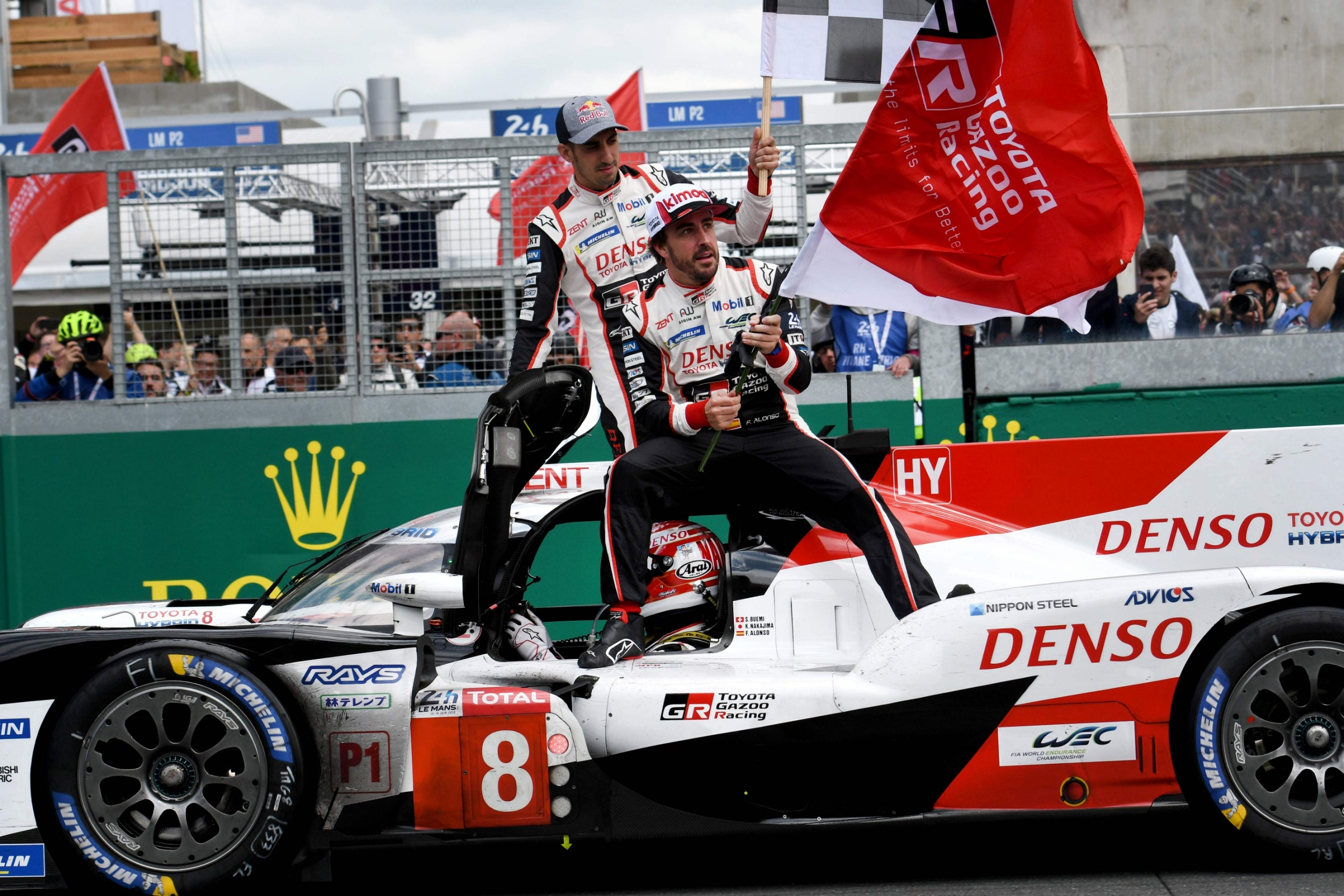 Le Mans 2019 Qualifying Results And Starting Grid Toyota Seal One