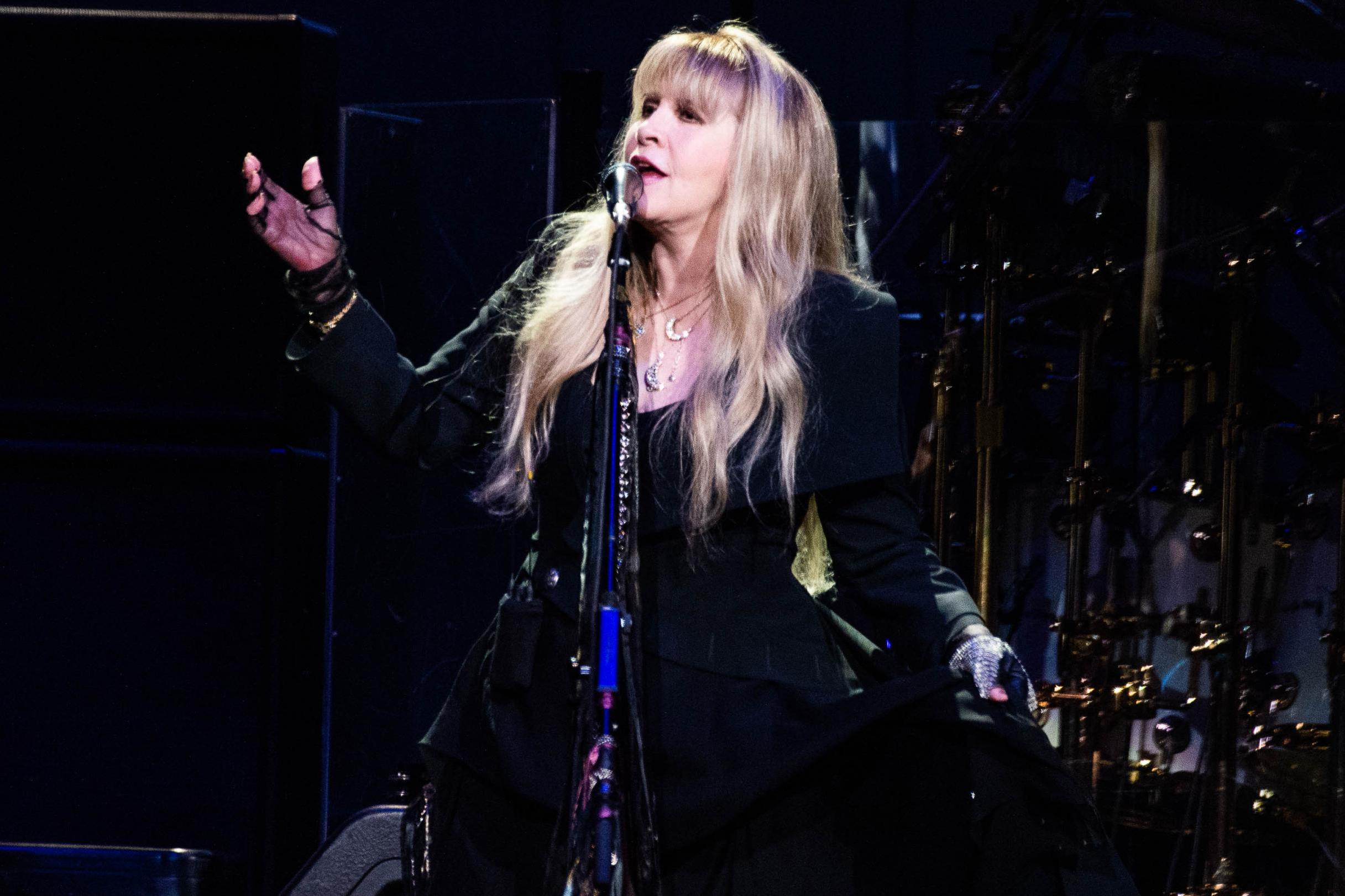 Fleetwood Mac review, Wembley Stadium: Band perform with too much zest for this to be a simple exercise in nostalgia