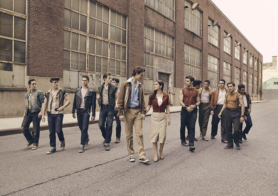Steven Spielberg's West Side Story: First look at the cast