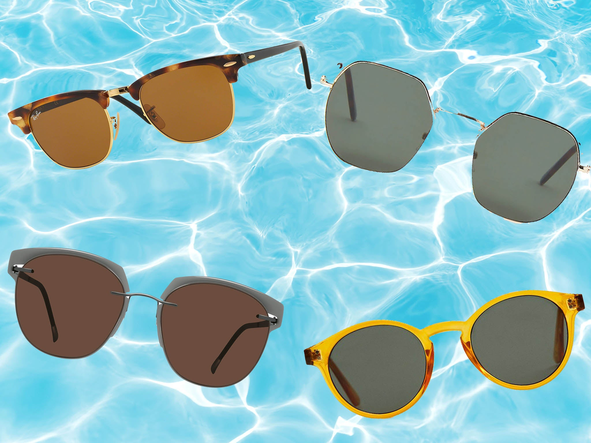 ba465a17d292 10 best men's sunglasses to invest in this summer | The Independent