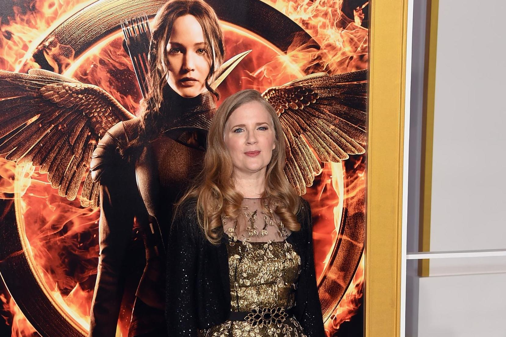 Hunger Games author Suzanne Collins to release prequel set 64 years before trilogy
