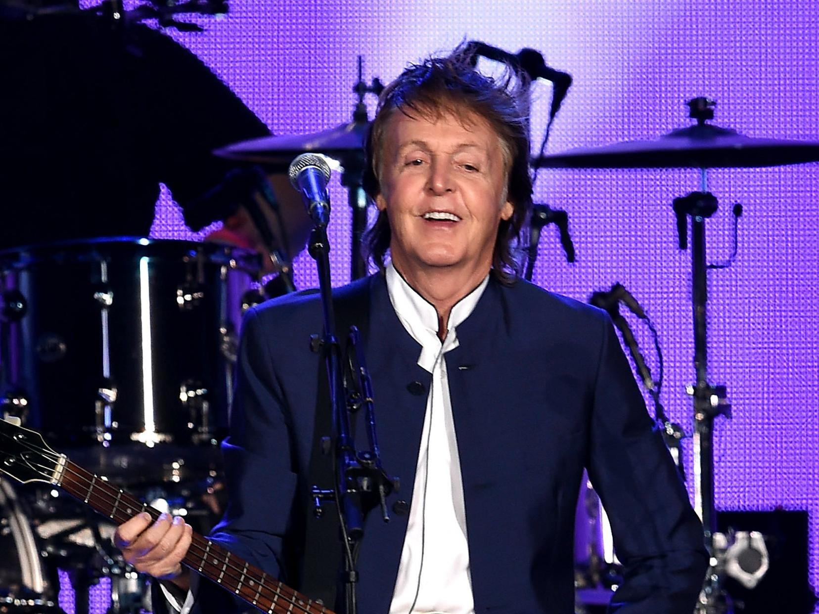 Paul McCartney celebrates decade of vegetarian campaign with new #MFMCountMeIn drive 1