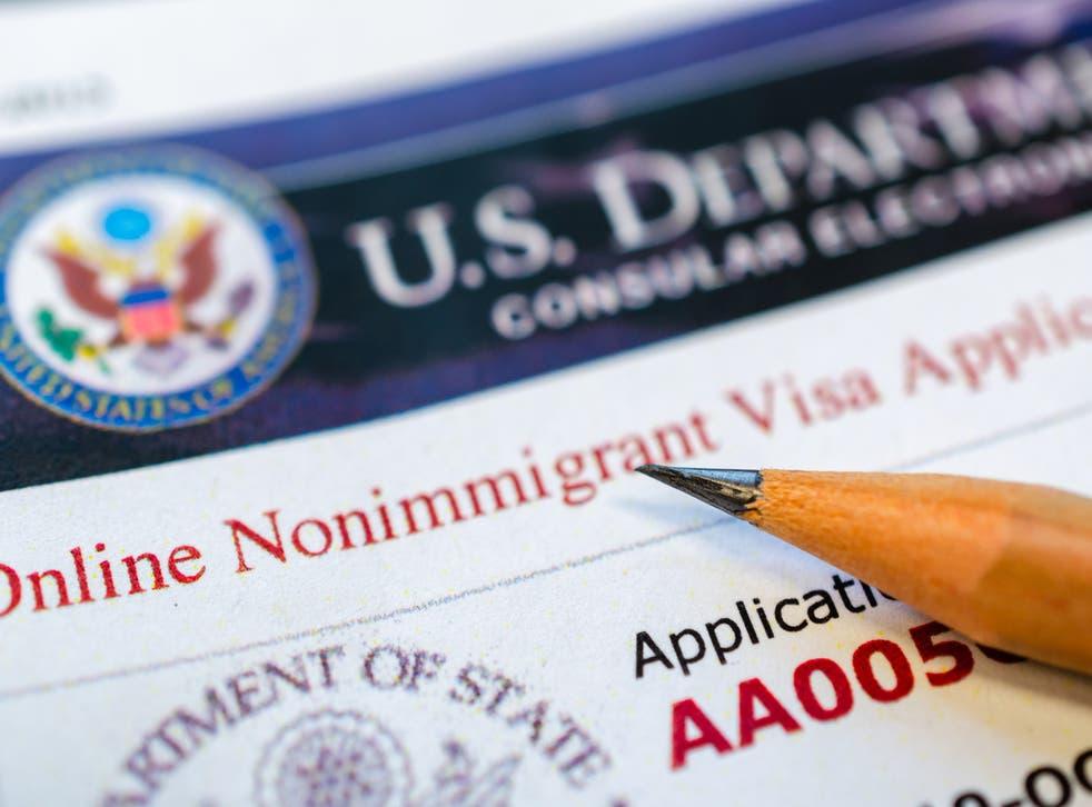 US ESTA Visa for Afghanistan process