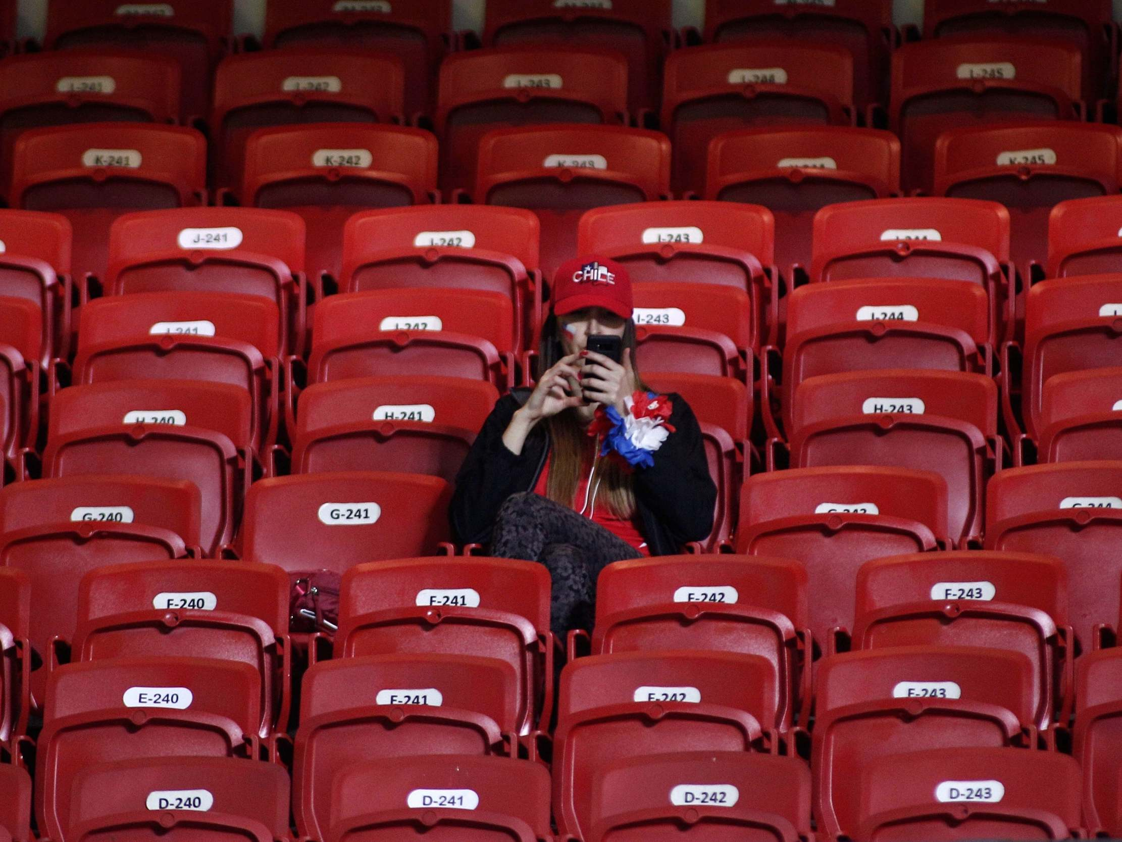 Copa America 2019 organisers express concern over poor attendance at tournament with Chile vs Japan more than 18,000 below capacity