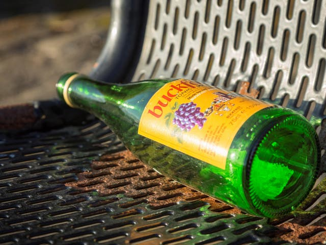 Cheap, caffeinated, fortified wine Buckfast has been associated with harmful drinking and has been hit by minimum unit pricing alongside strong ciders and spirits