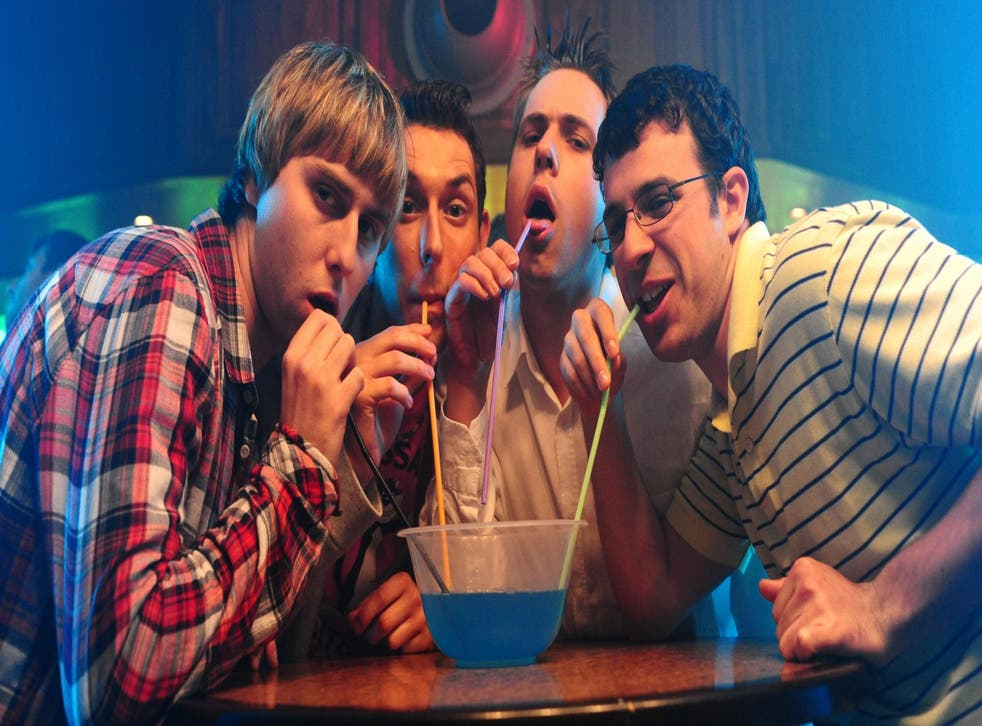 The InBetweeners perfectly captures the squirming embarrassment of adolescence