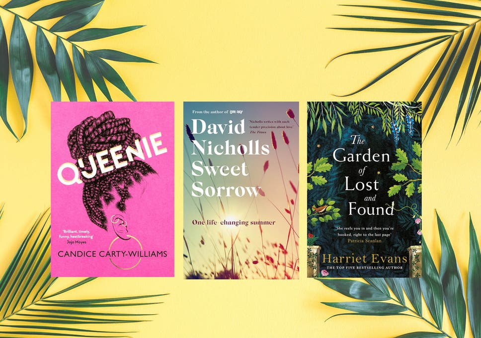 Best new books to read on your summer holiday