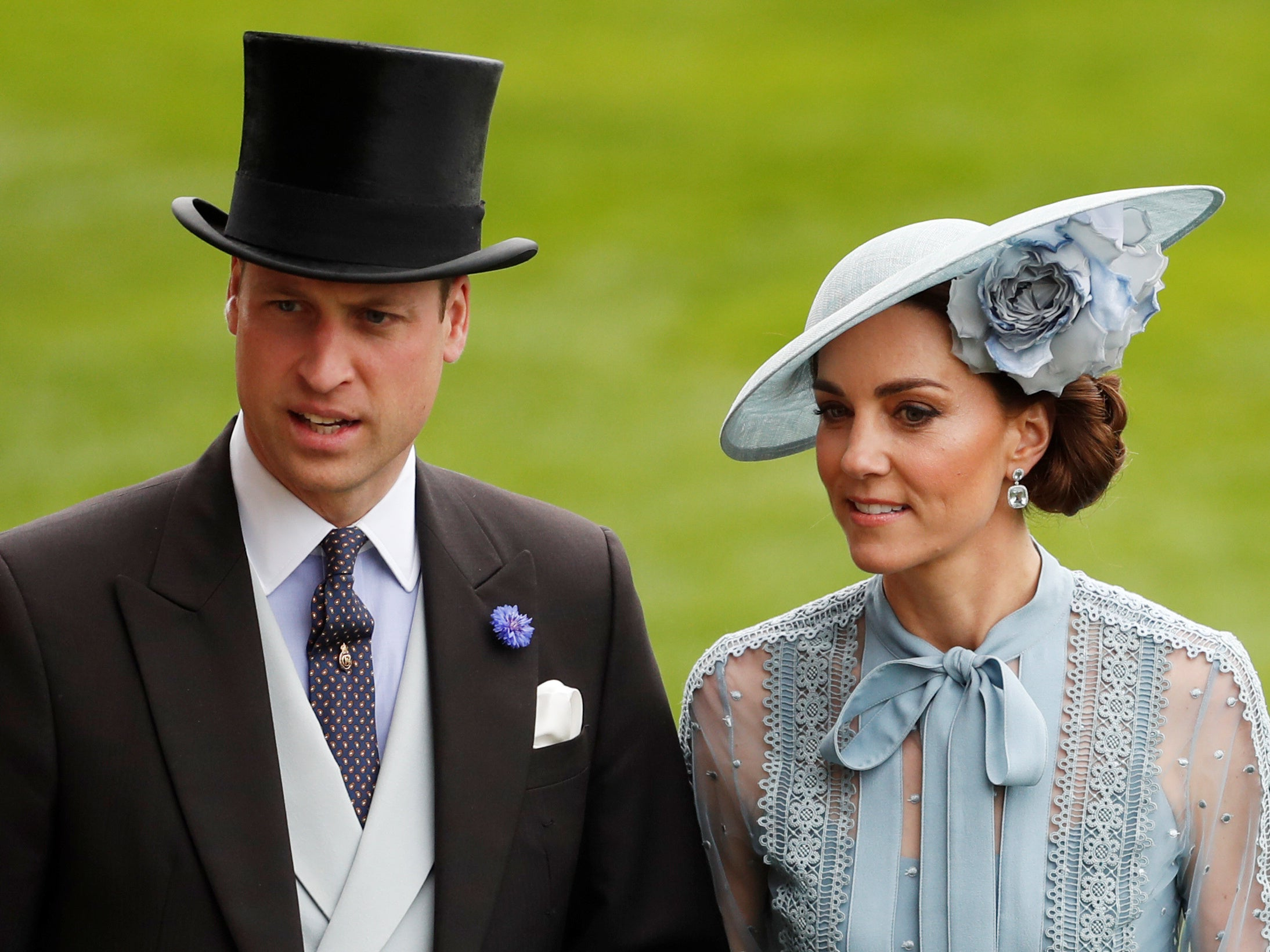 Woman in her 80s seriously injured in crash with Duke and Duchess of…
