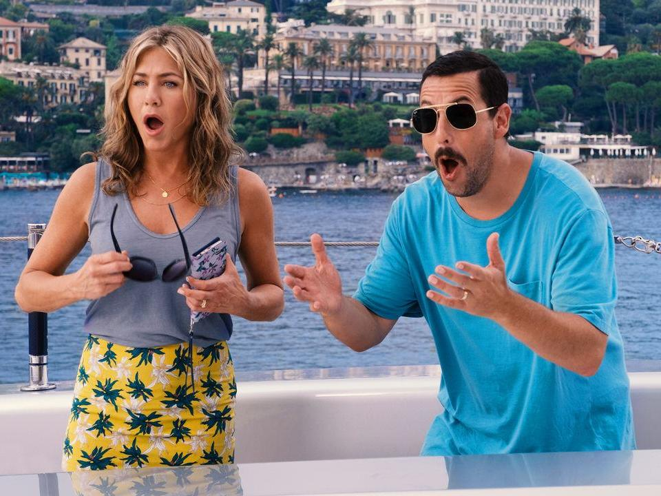 Murder Mystery on Netflix: Adam Sandler and Jennifer Aniston comedy