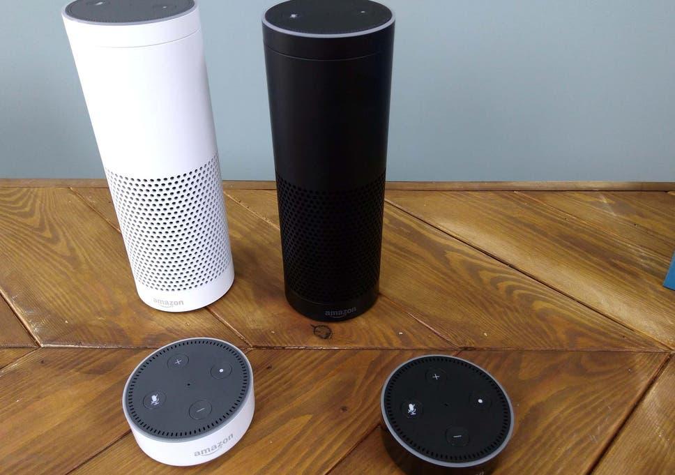 on sale 66e93 e1fdf Alexa, call 999': Smart speakers could automatically raise ...