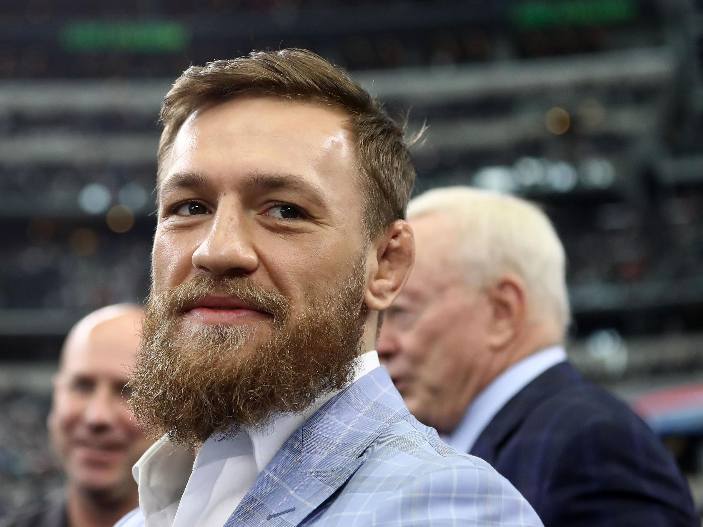 Conor McGregor: UFC superstar drops hints over December return to Octagon in Dublin