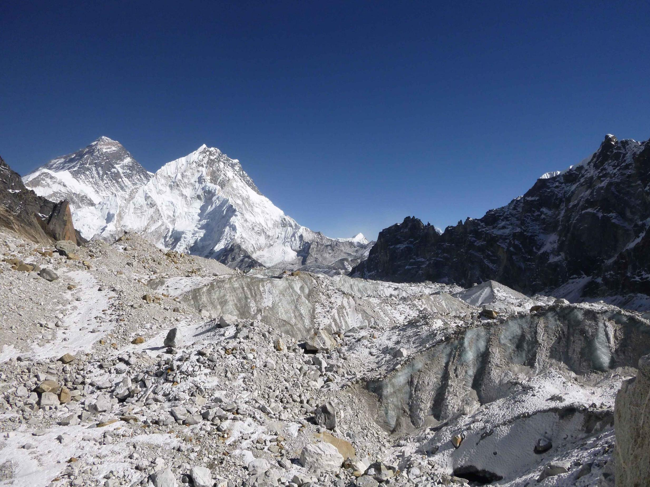 Melting of Himalayan glaciers has doubled in past 20 years, study warns