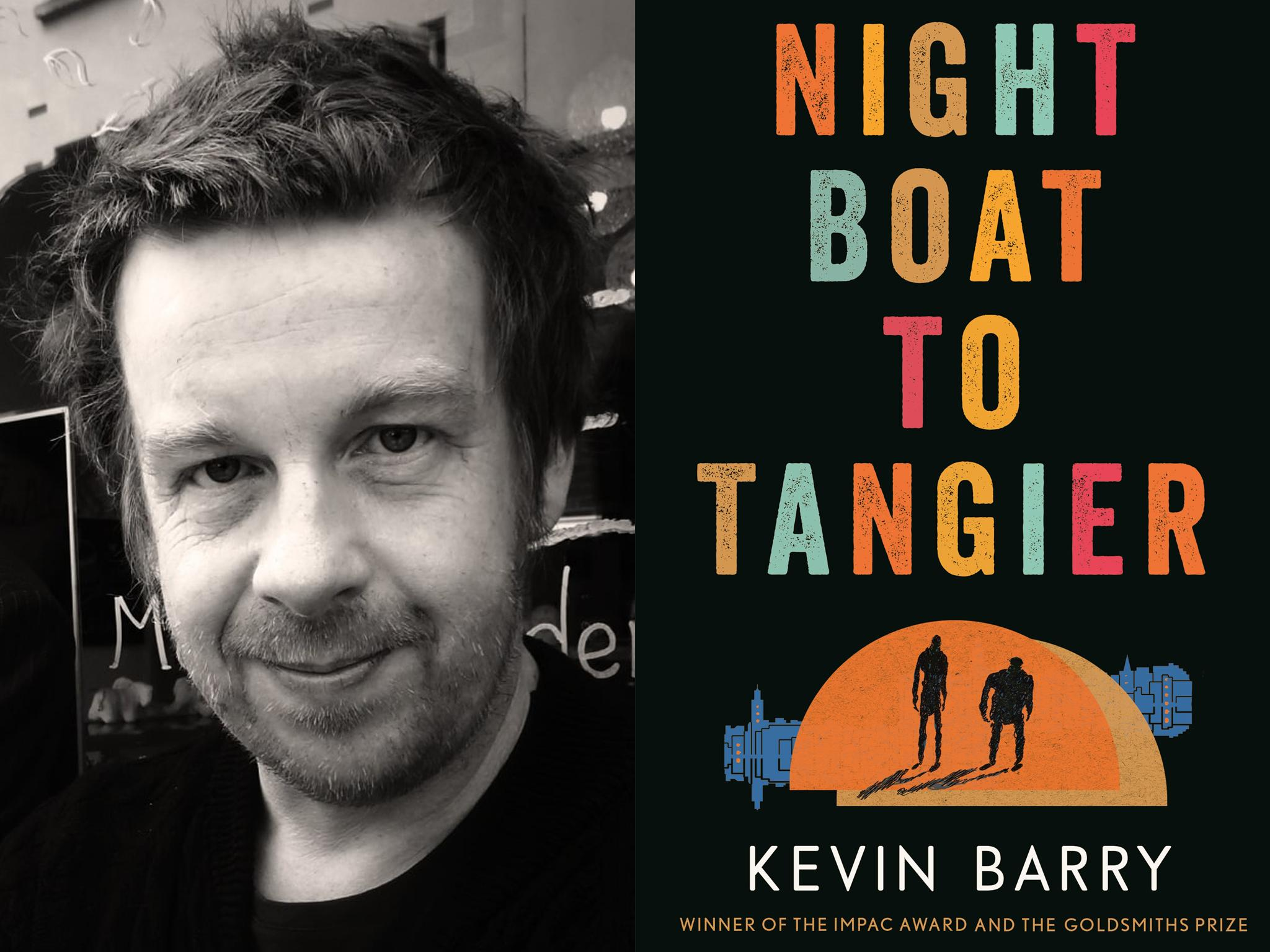 Night Boat to Tangier by Kevin Barry, book review: Captures male friendship with rare brilliance