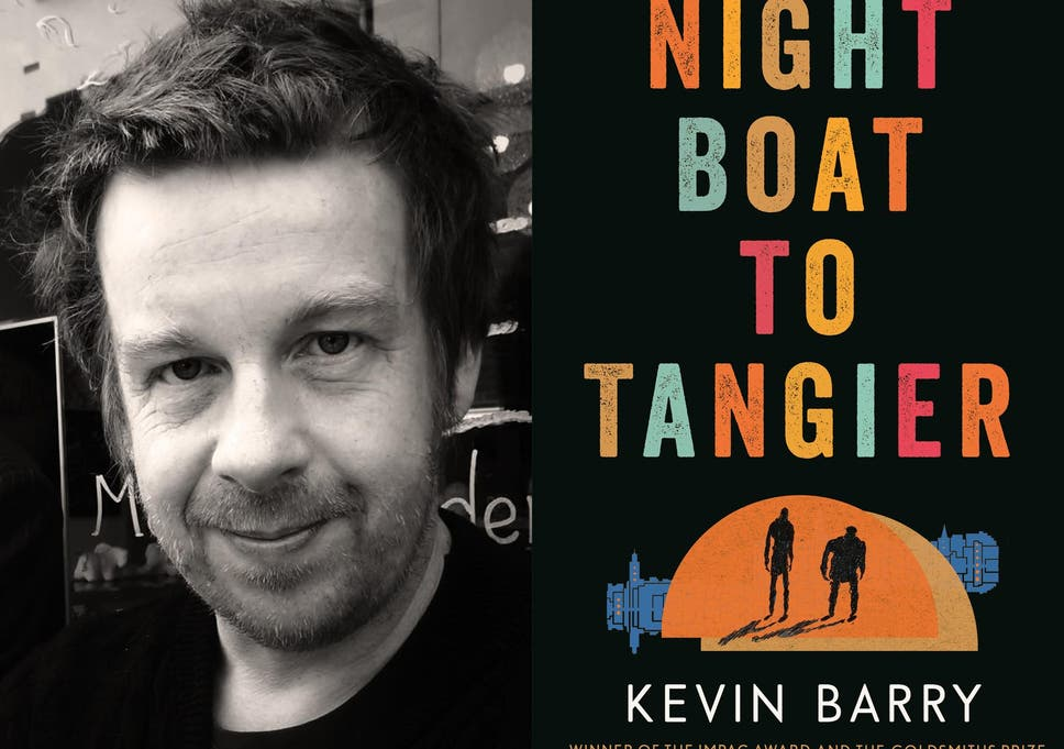 Night Boat to Tangier by Kevin Barry, book review: Captures male