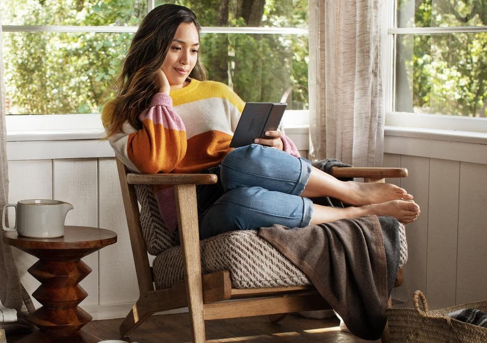 New Kindle Oasis 2020 New Kindle Oasis: Amazon launches redesigned reader with 'warm