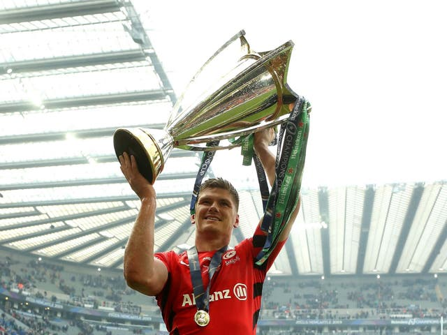Defending European champions Saracens will face Munster in the pool stage