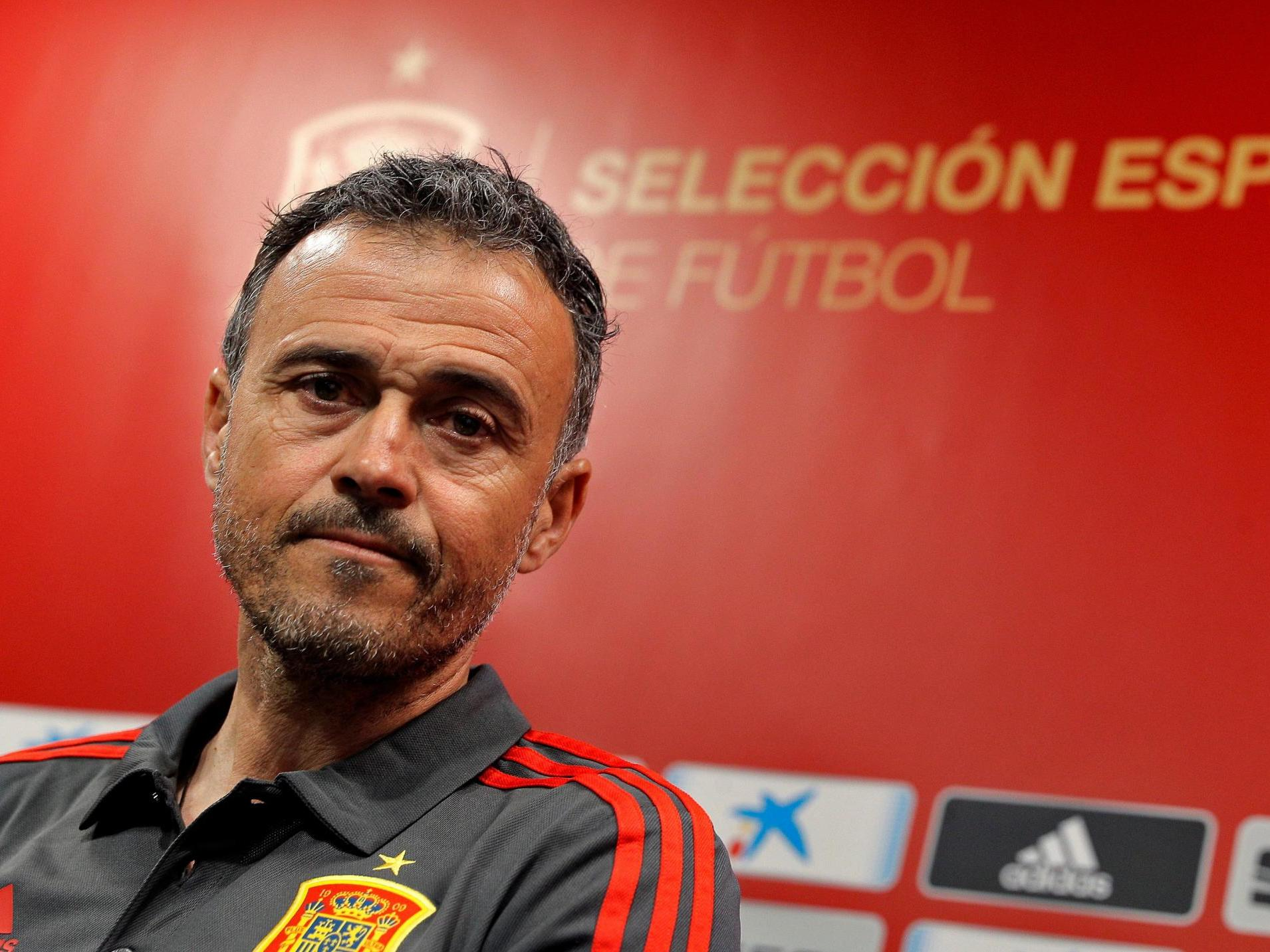 Luis Enrique: Spanish FA announce manager's departure for personal reasons with former assistant Robert Moreno his replacement