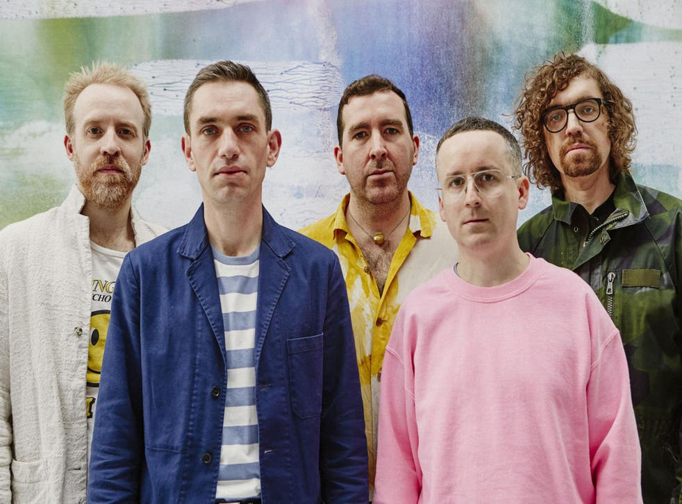 Hot Chip: 'I don't know whether a band like ours would even be signed to a major label these days'