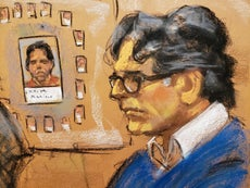 Keith Raniere: Nxivm sex cult leader found guilty of trafficking and racketeering