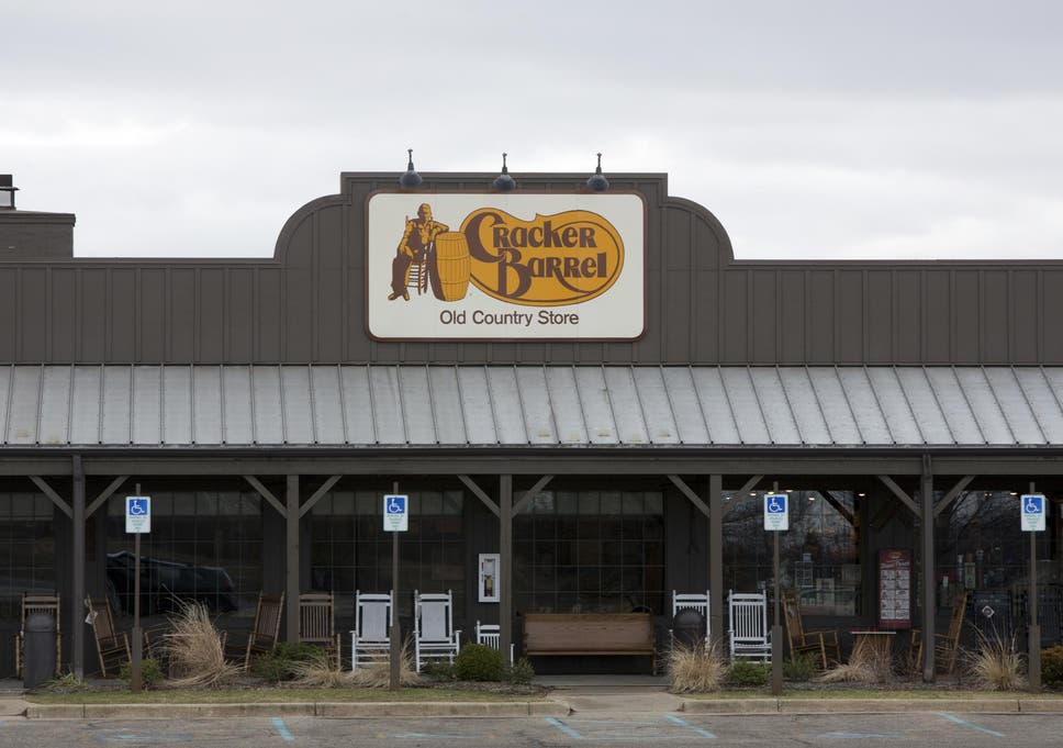 Grayson Fritts Cracker Barrel Refuses To Host Meeting Of Pastor Who