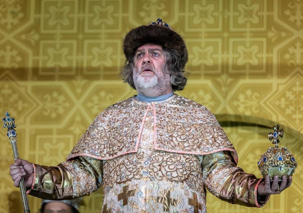 Boris Godunov review, Royal Opera House: A magnificent and