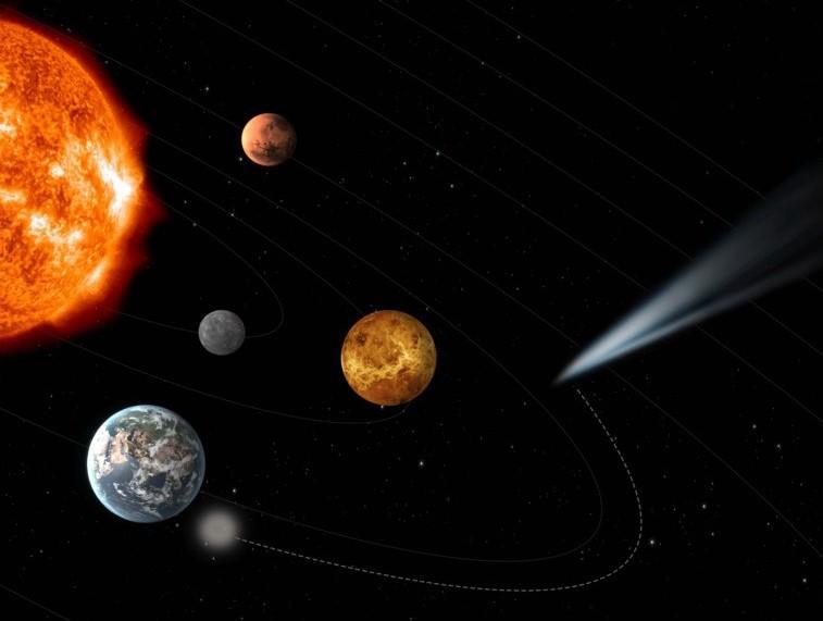 'Comet interceptor' craft built in Europe to unlock space secrets bi…
