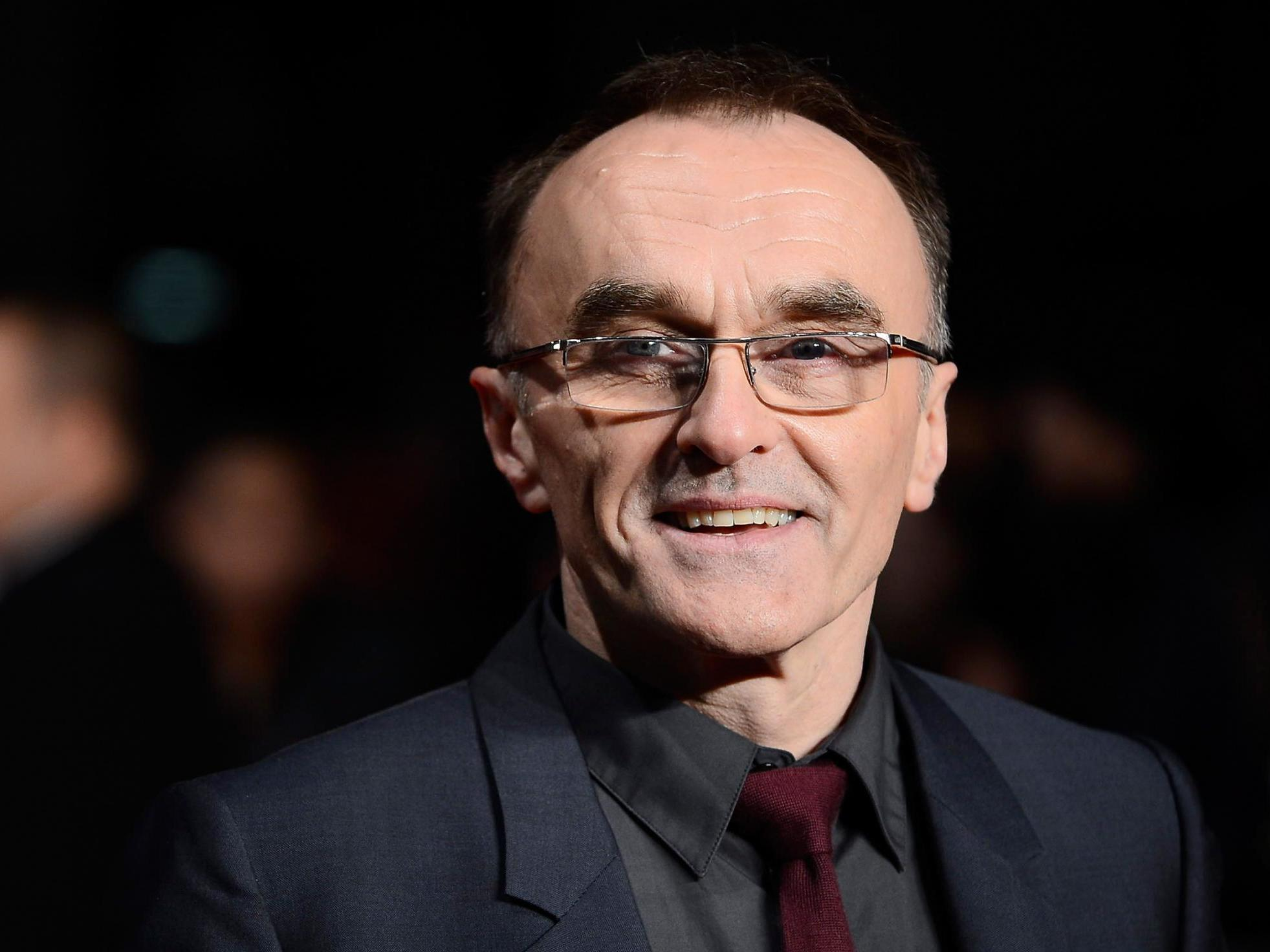 Danny Boyle: 'I'd feel like an imposter if I made a film with a fema…