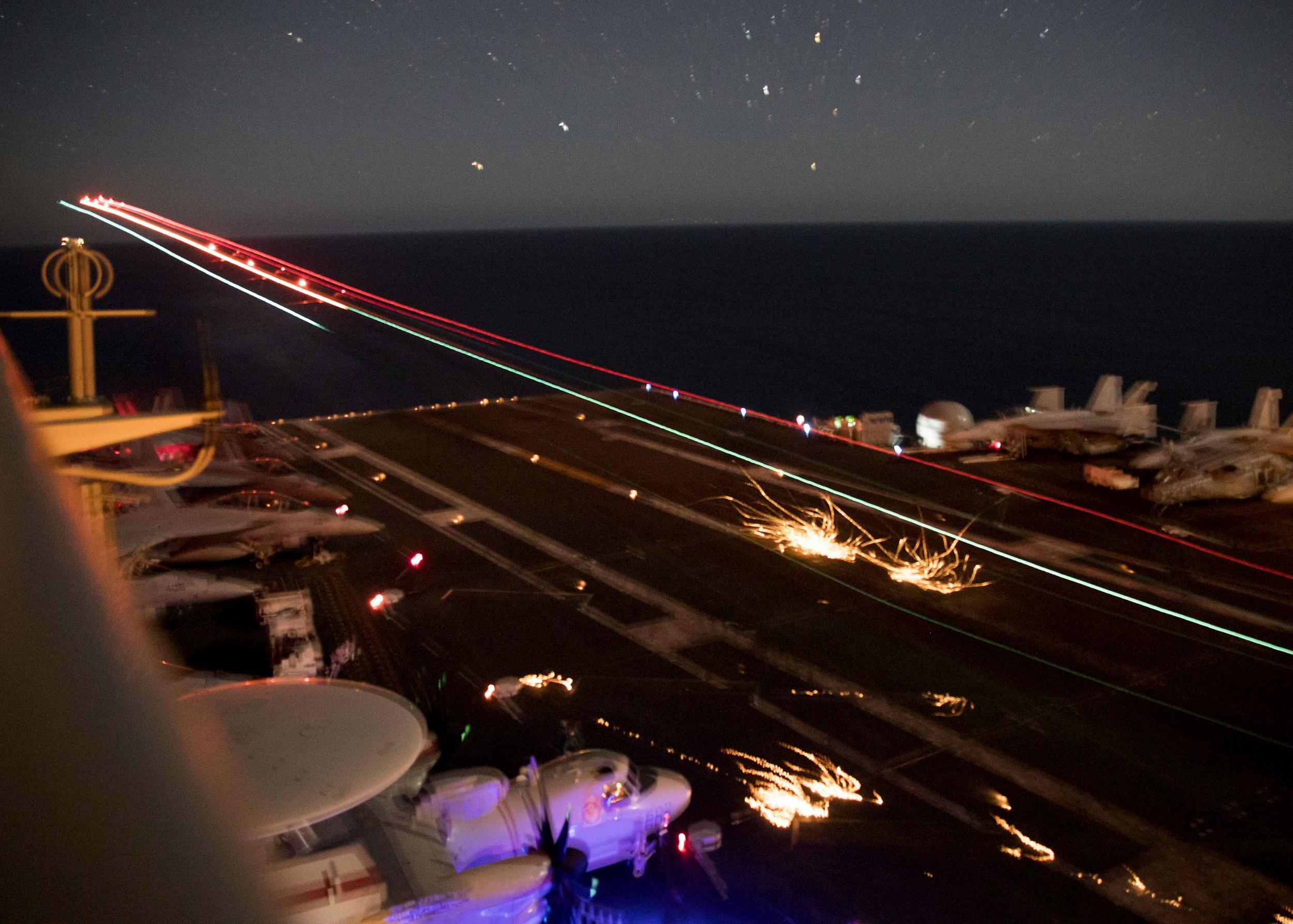 UFOs: Pentagon gives classified briefing to congress ...