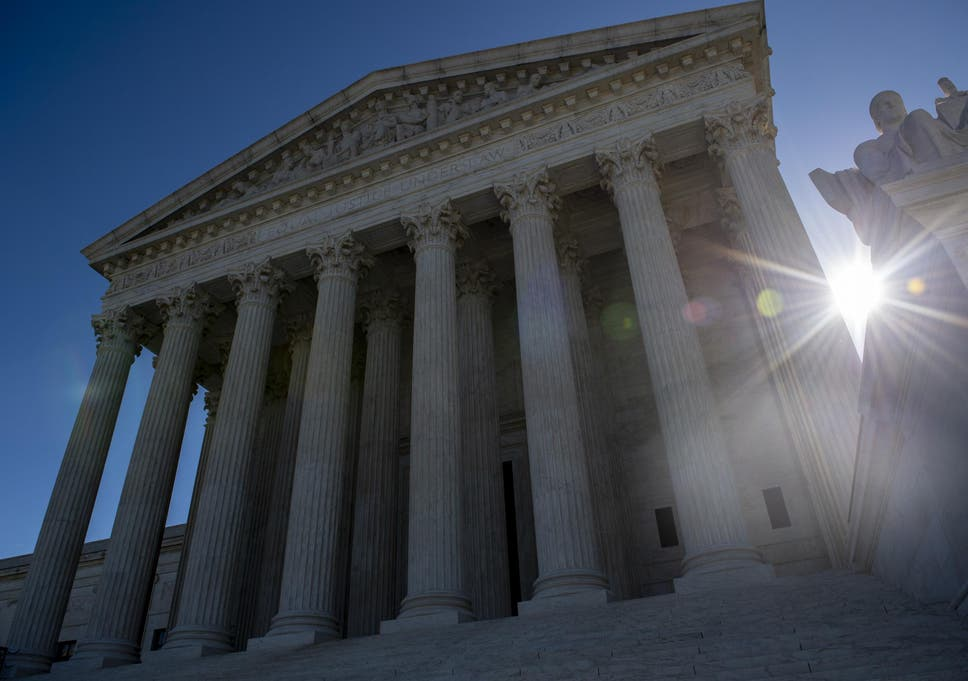 US Supreme Court rules religious monument can remain on