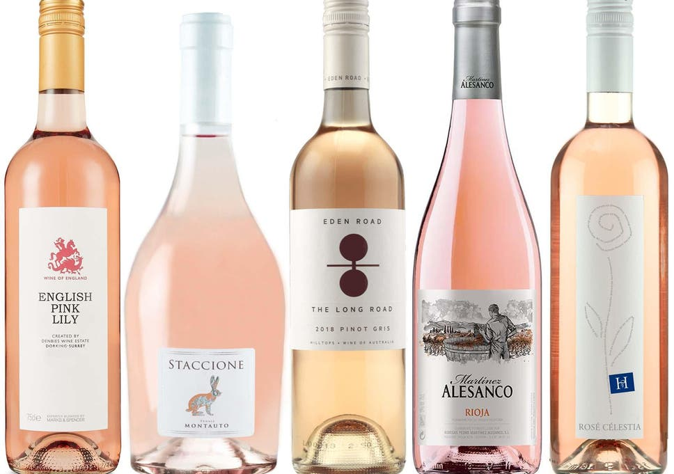 5c65ca55803 Wines of the week: 10 bottles of rose from around the world worth drinking  now