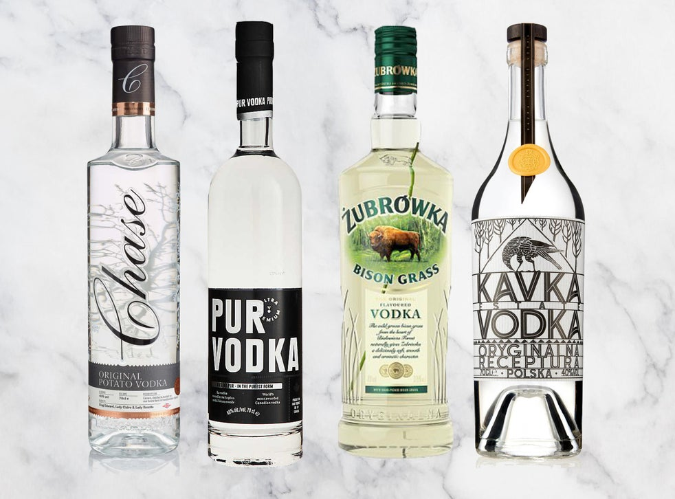 Best vodka: Smooth, creamy and peppery spirits for sipping straight or in a cocktail