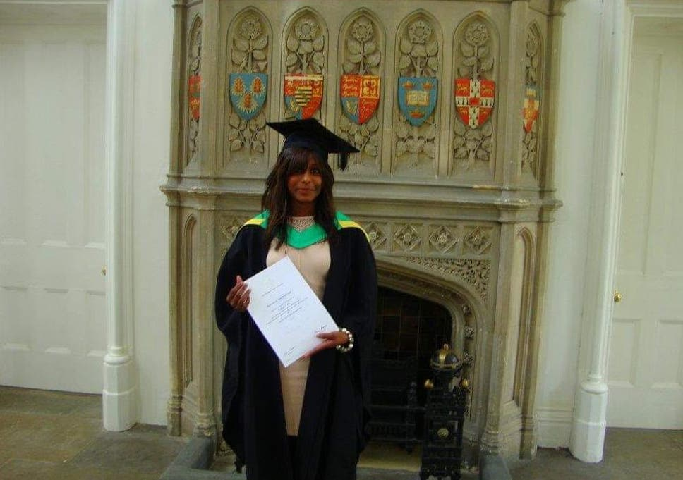 University graduate in seven-year battle with Home Office