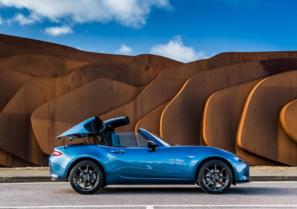 Car Review: Mazda MX-5 RF – the most fun money can buy | The