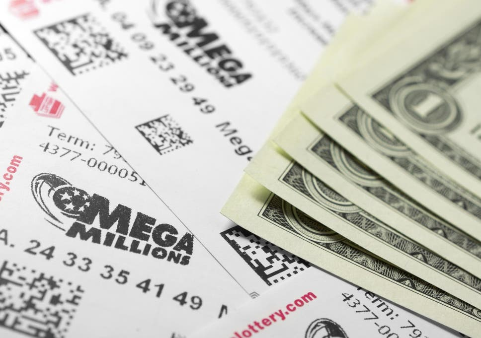 Man who won $80m in the lottery must give half of winnings