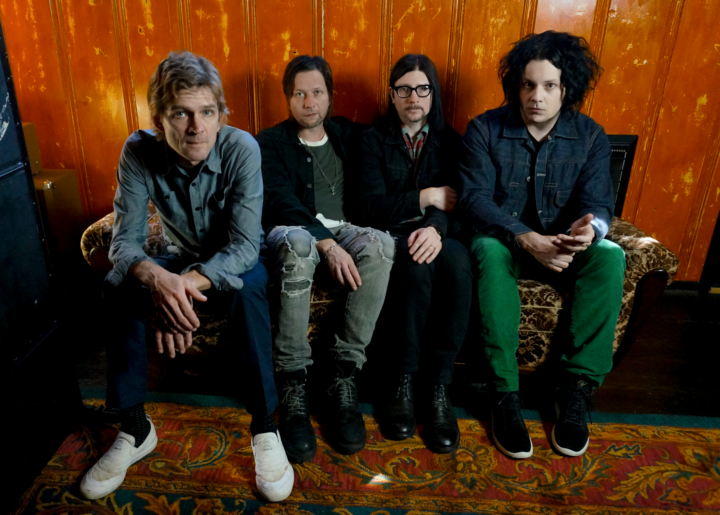 The Raconteurs' Jack White and Brendan Benson: 'Shockingly, it's