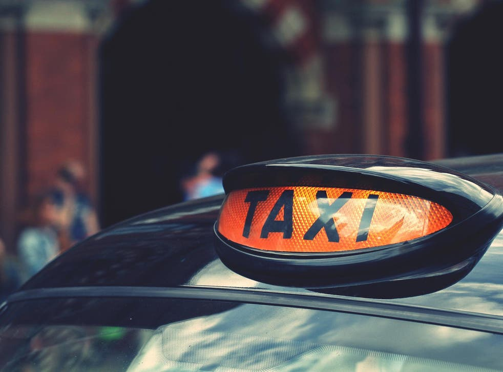 Taxi driver Haroon Yousaf was cleared after a tracker device disproved the sexual assault claim against him