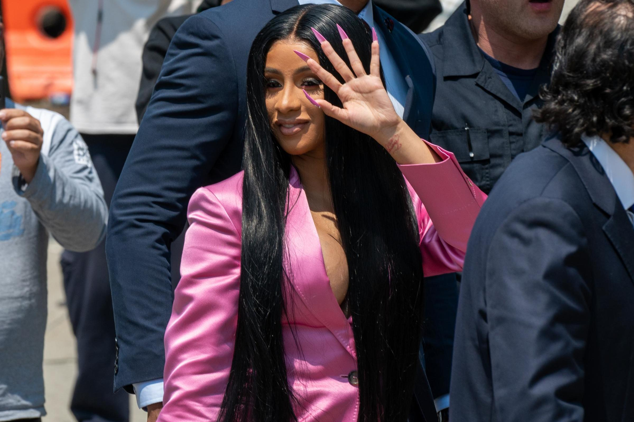 Cardi B: Security threat forces rapper to cancel arena show at last minute