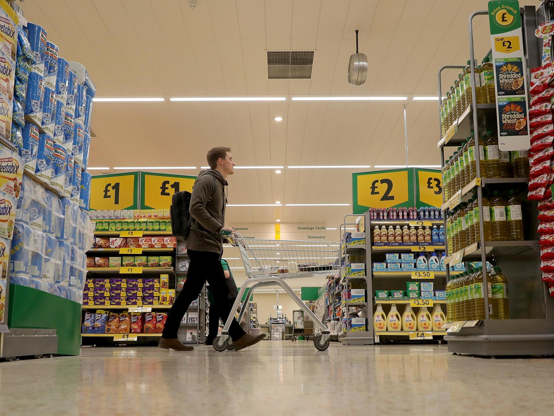 UK supermarket survey finds almost half of packaging cannot be easily recycled 1