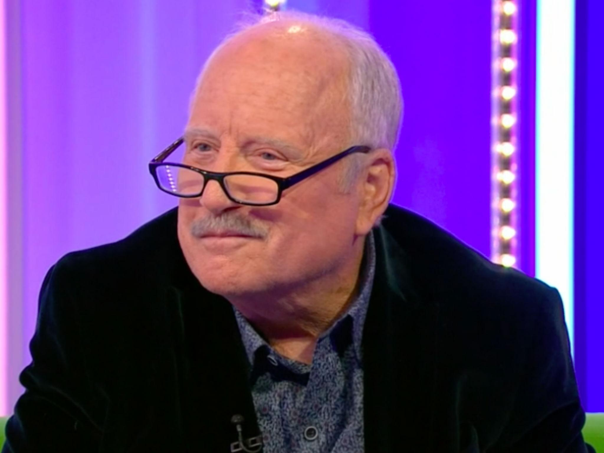 Richard Dreyfuss causes chaos after swearing live on The One