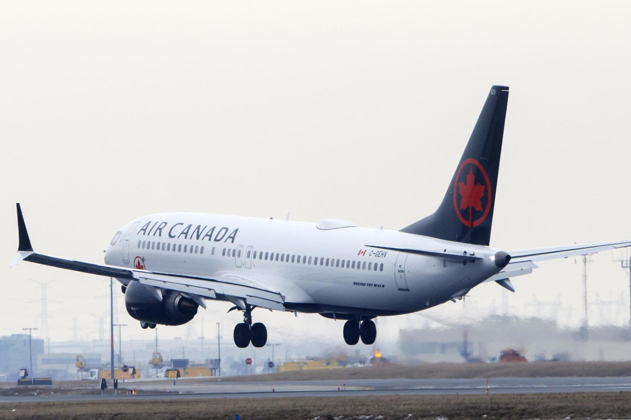 Air Canada to remove 'ladies and gentlemen' from onboard announcements